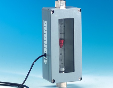 Reflux Variable Area Flow Transmitter