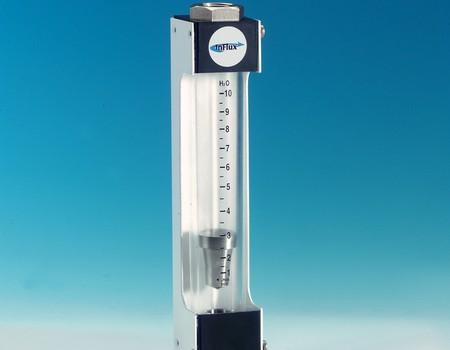 Fluxline Open Frame Plastic Tube (Rotameter Type)